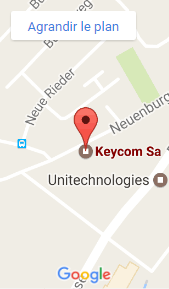 Keycom AG on Google Maps